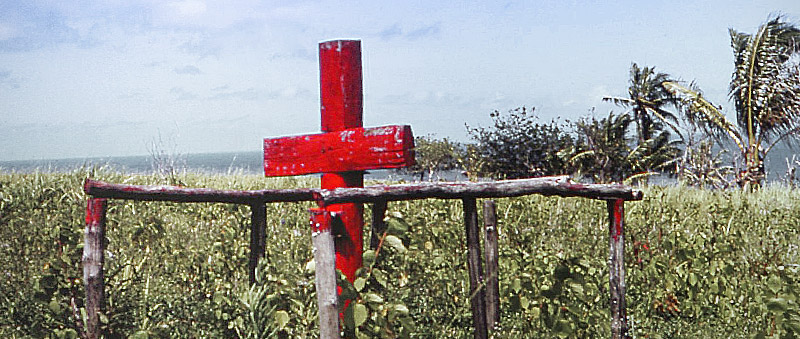 The cross of John Frum