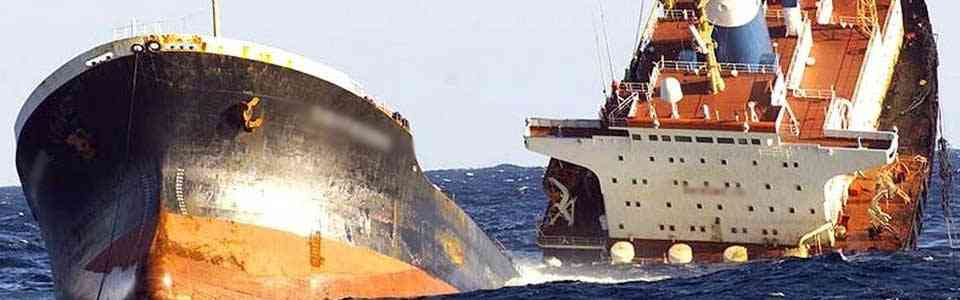 The Collision of Two Cargo Ships Caused the Mumbai Oil Spill
